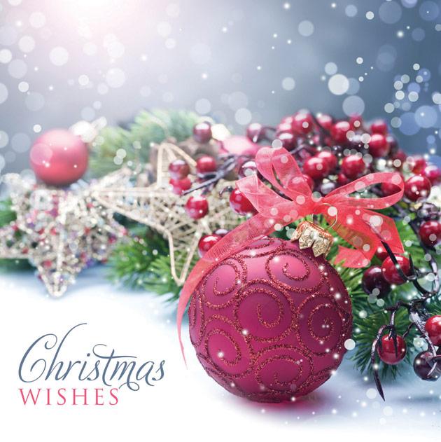 Christmas card gallery christmas arrangement colourmoves