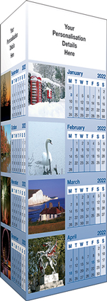 Around and About Tower Calendar