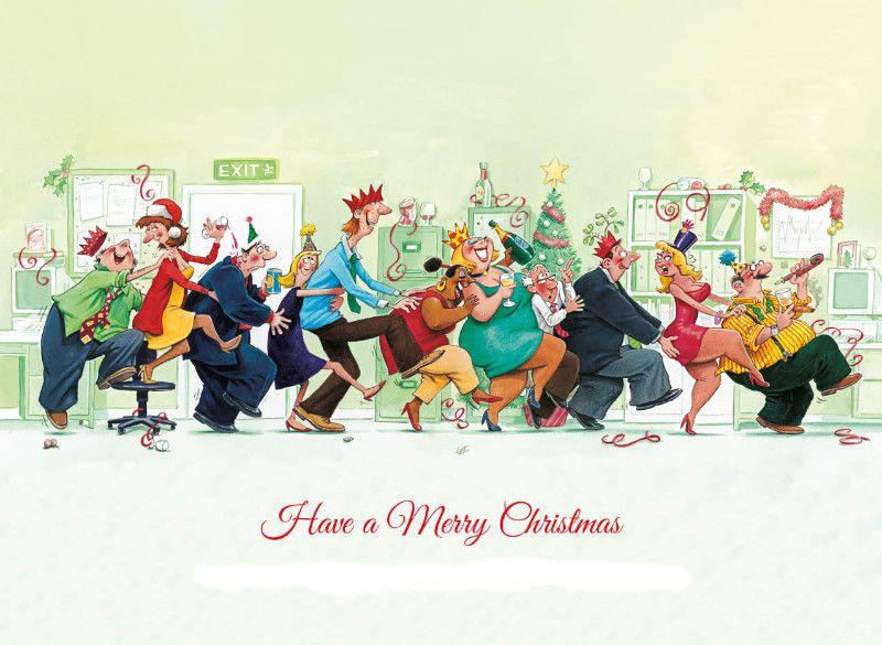 christmas congo - Humorous Christmas Cards