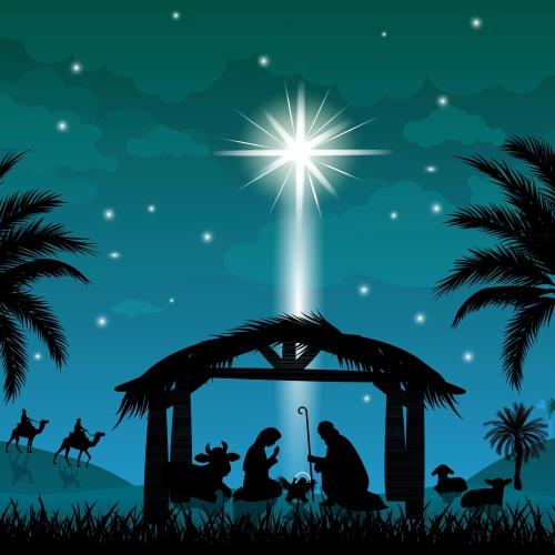 Religious Christmas.Religious Christmas Cards