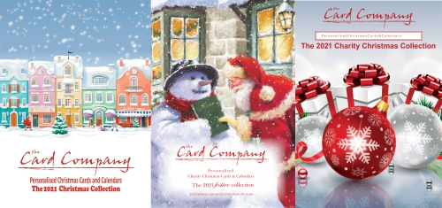 free brochure order our free personalised charity christmas cards - Current Christmas Cards